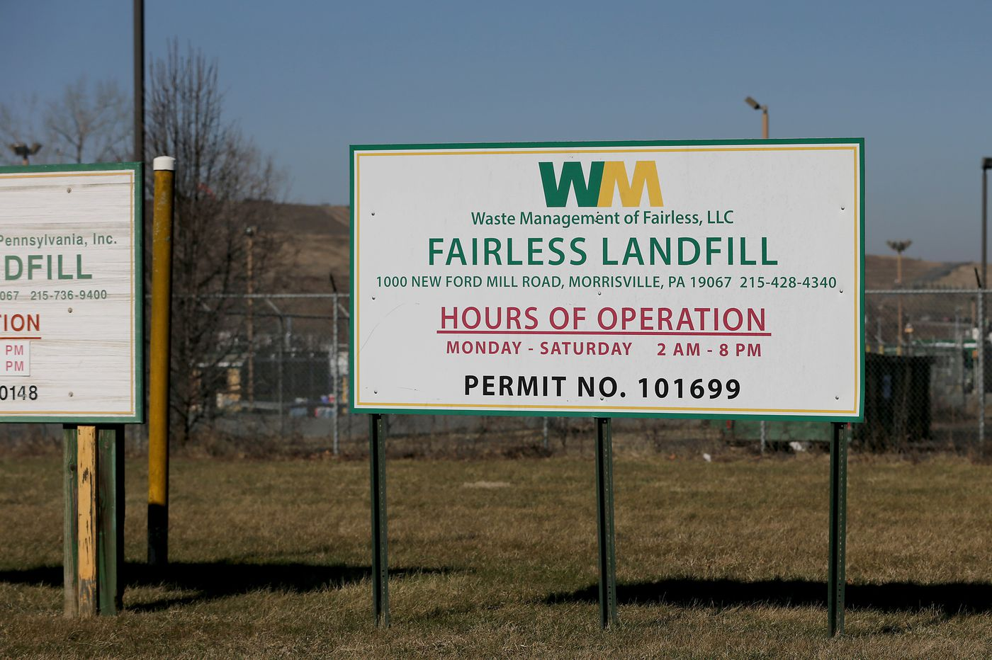 Pa. landfills are making N.J. smell 'like a rotten egg,' residents say