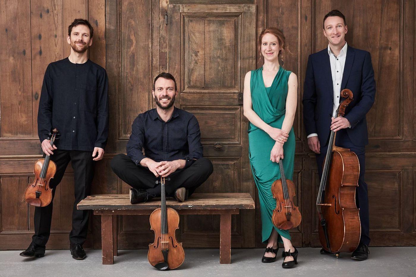 Heath Quartet's brilliant Philadelphia debut could (and should) spark a Michael Tippett revival