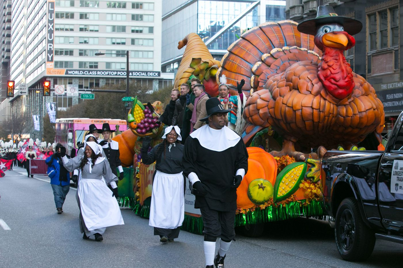 Thanksgiving Day parade in Philadelphia: Route, road closures and other details