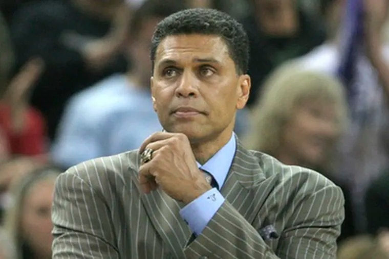The Kings' Reggie Theus was fired yesterday after a 6-18 start to his second season. Assistant Kenny Natt replaced Theus, who was 44-62 overall.