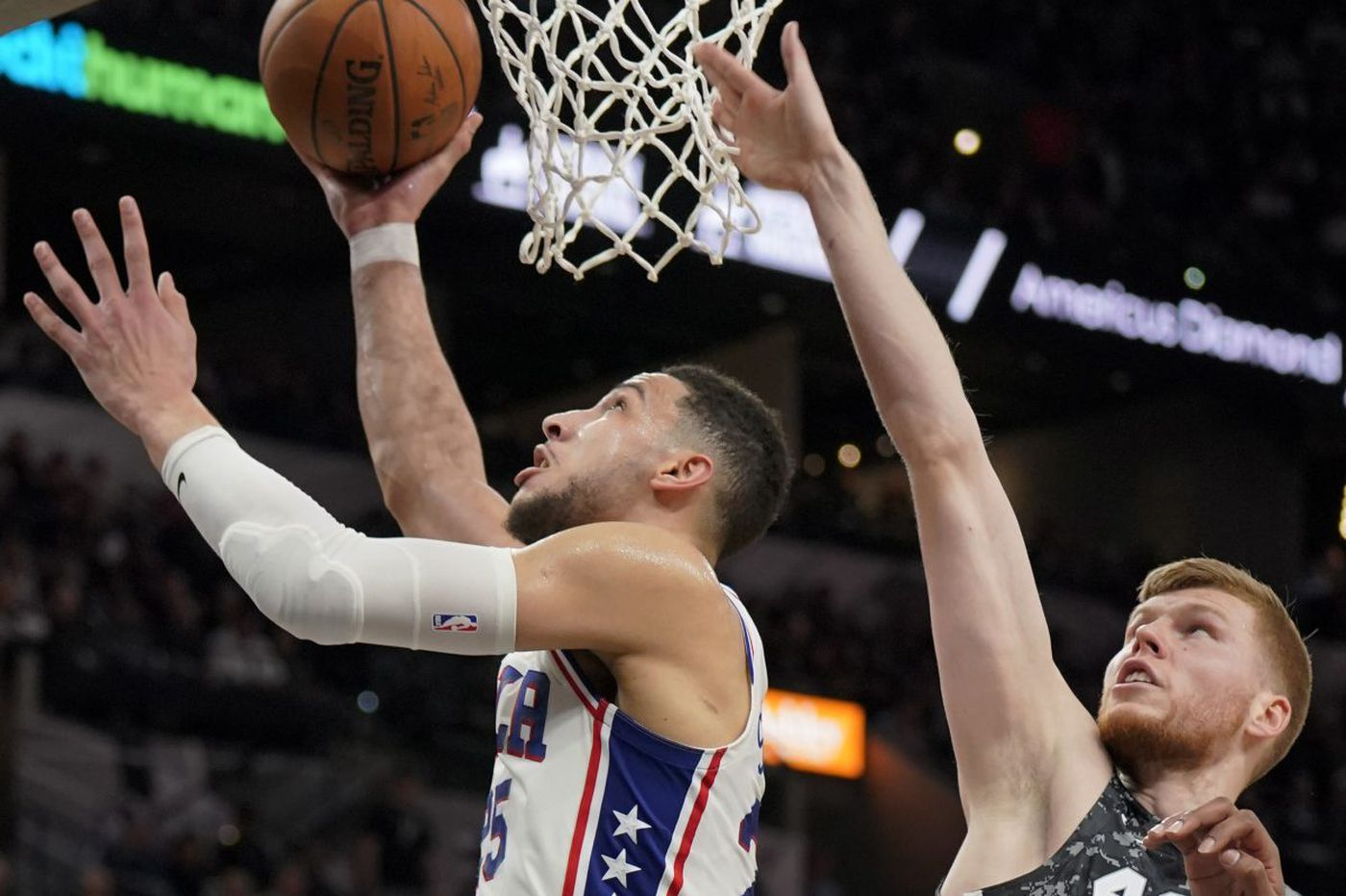 Sixers 97, Spurs 78: Ben Simmons nearly perfect in defensive clinic, and other quick observations