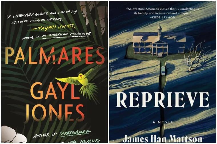 Palmares, Gayl Jones and Reprieve, James Han Mattson