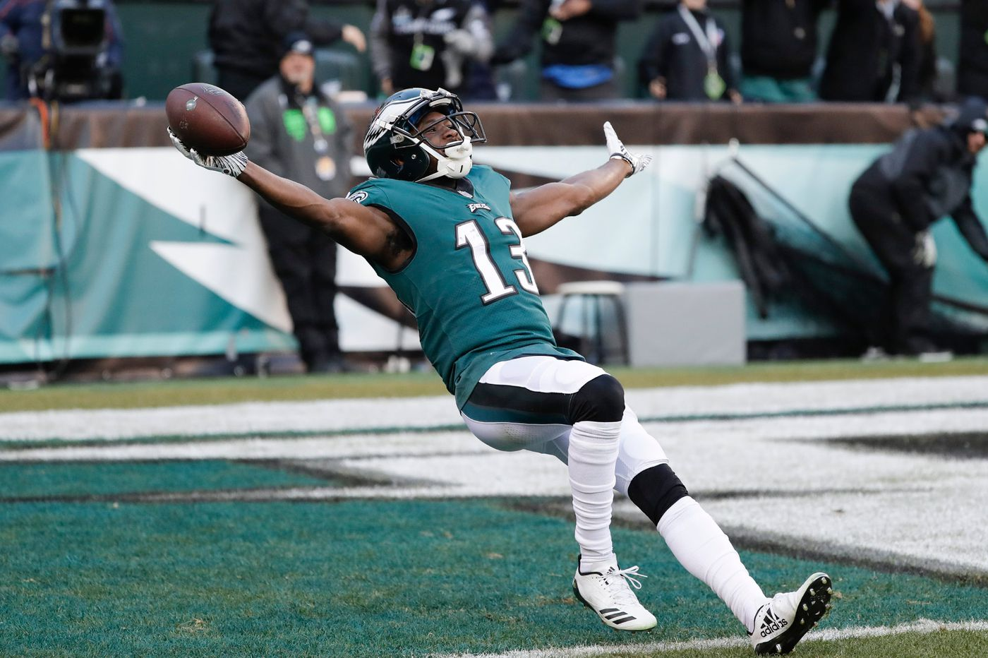 Grading the Eagles: Nick Foles, pass offense earn 'A' in win over Texans | Paul Domowitch