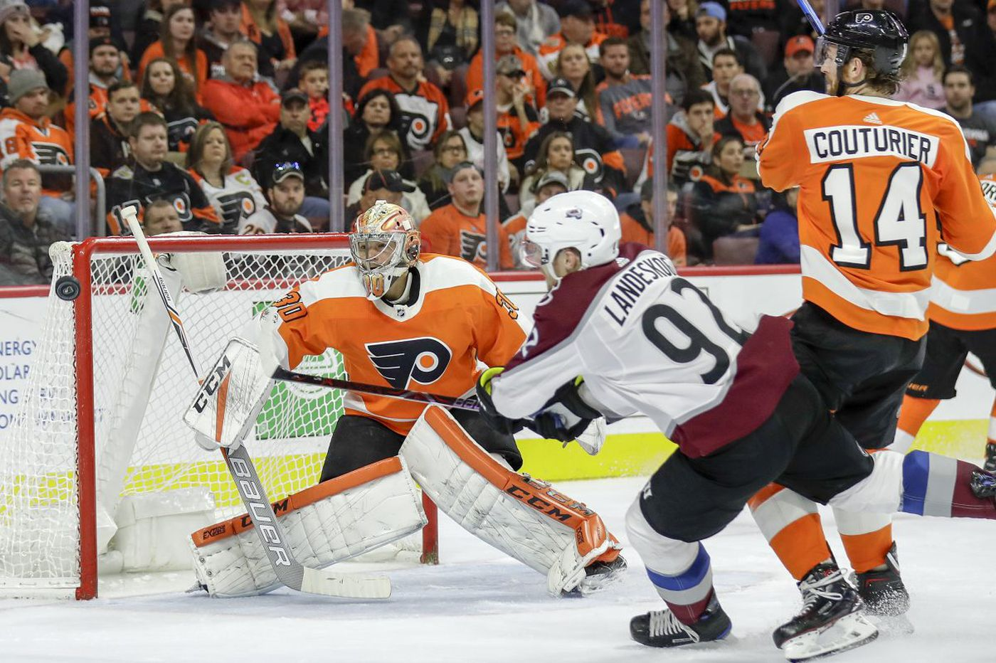 Flyers-Avalanche preview: MVP candidates Claude Giroux, Nathan MacKinnon both need wins