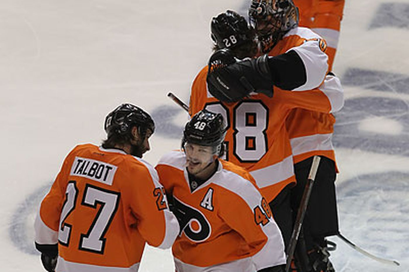 Phil Sheridan: Flyers a splendid mix of young and old