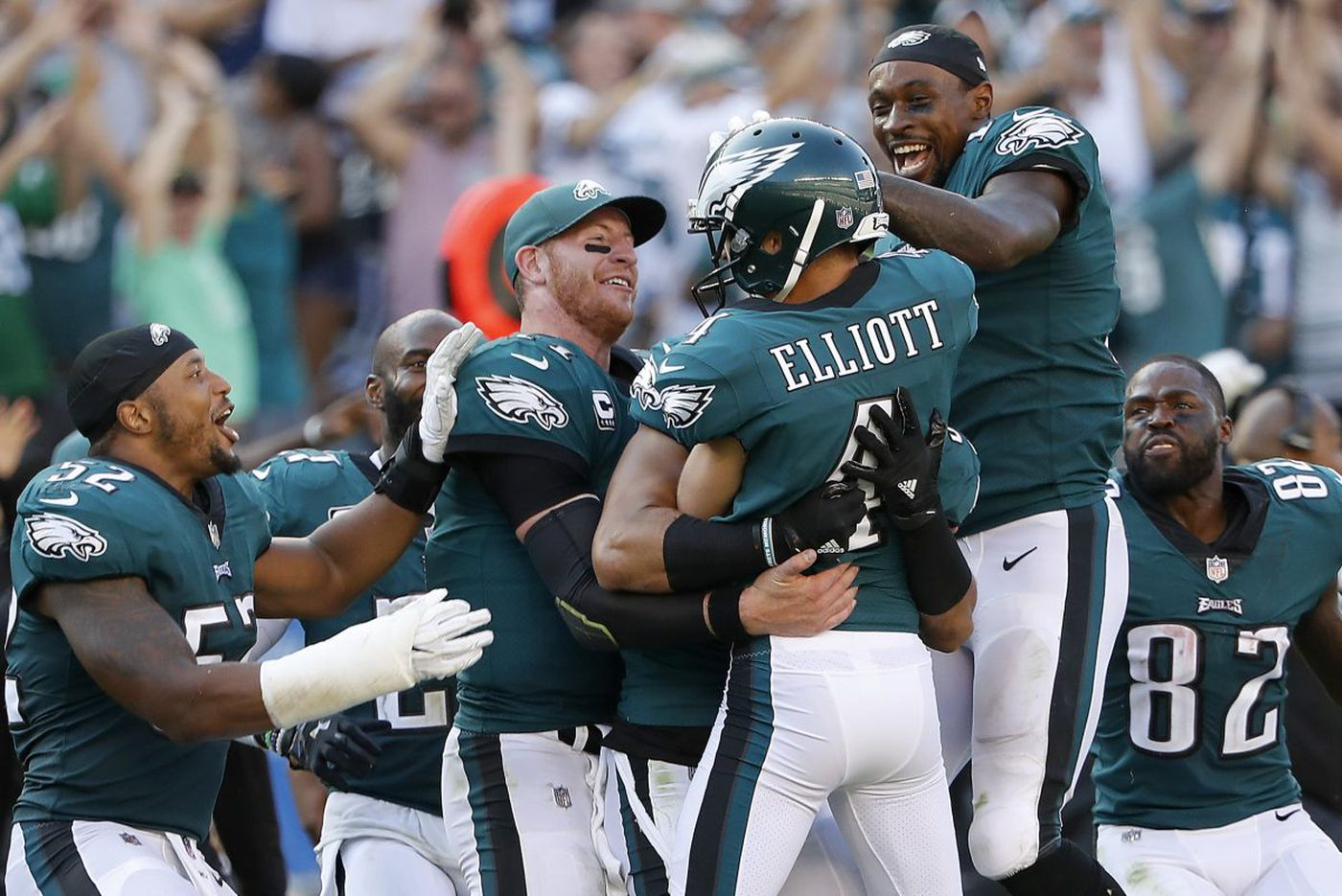 Why Eagles already think this season is different from last season | Early Birds