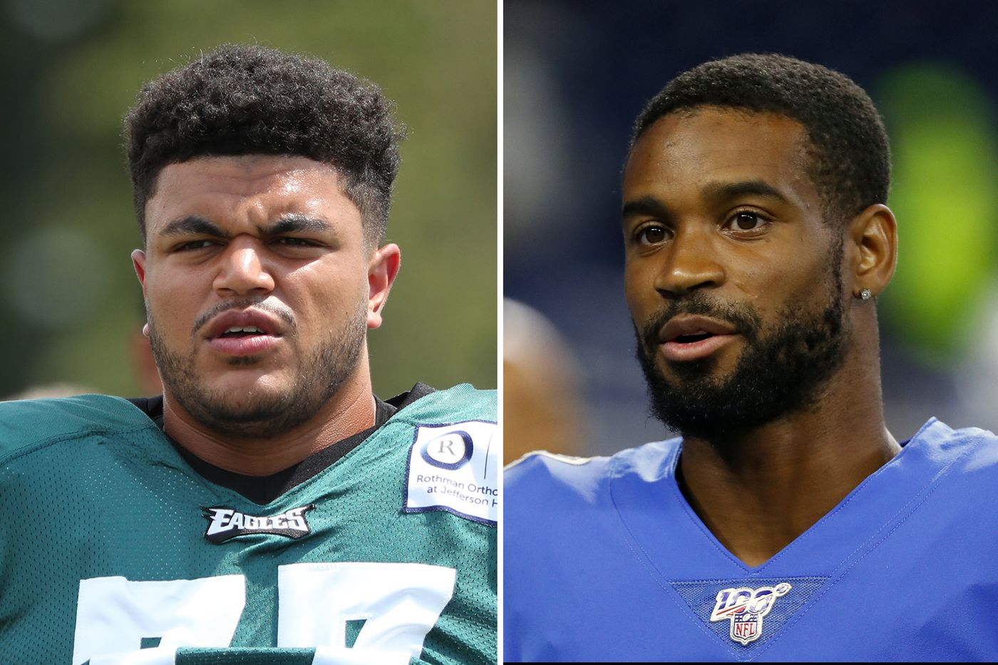Are Andre Dillard and Darius Slay who the Eagles think they are? It's the biggest question of the 2020 season. | David Murphy
