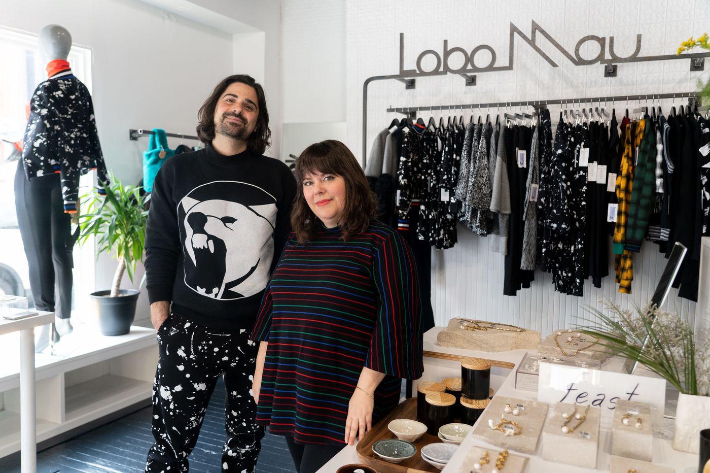 Why Lobo Mau designer Nicole Haddad is betting sustainable fashion has a future in Philadelphia | Elizabeth Wellington