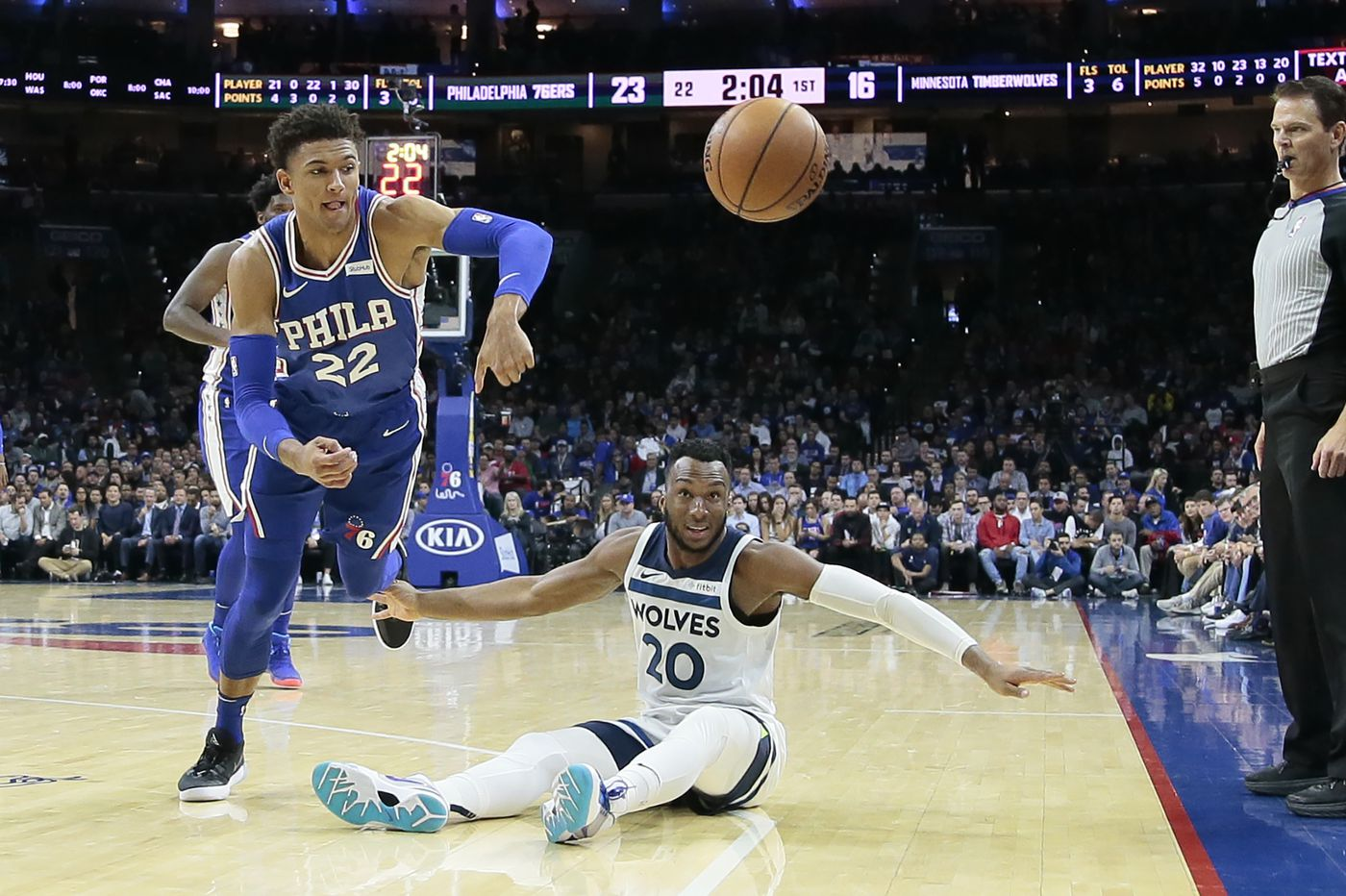 Sixers rookie Matisse Thybulle already recognized as one of NBA's elite defenders