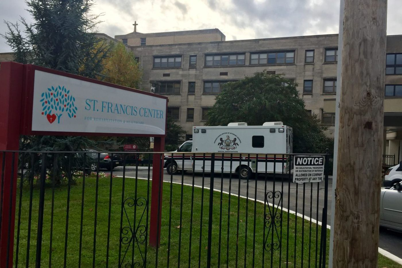 St. Francis nursing home in Darby fined $782K for deficient care