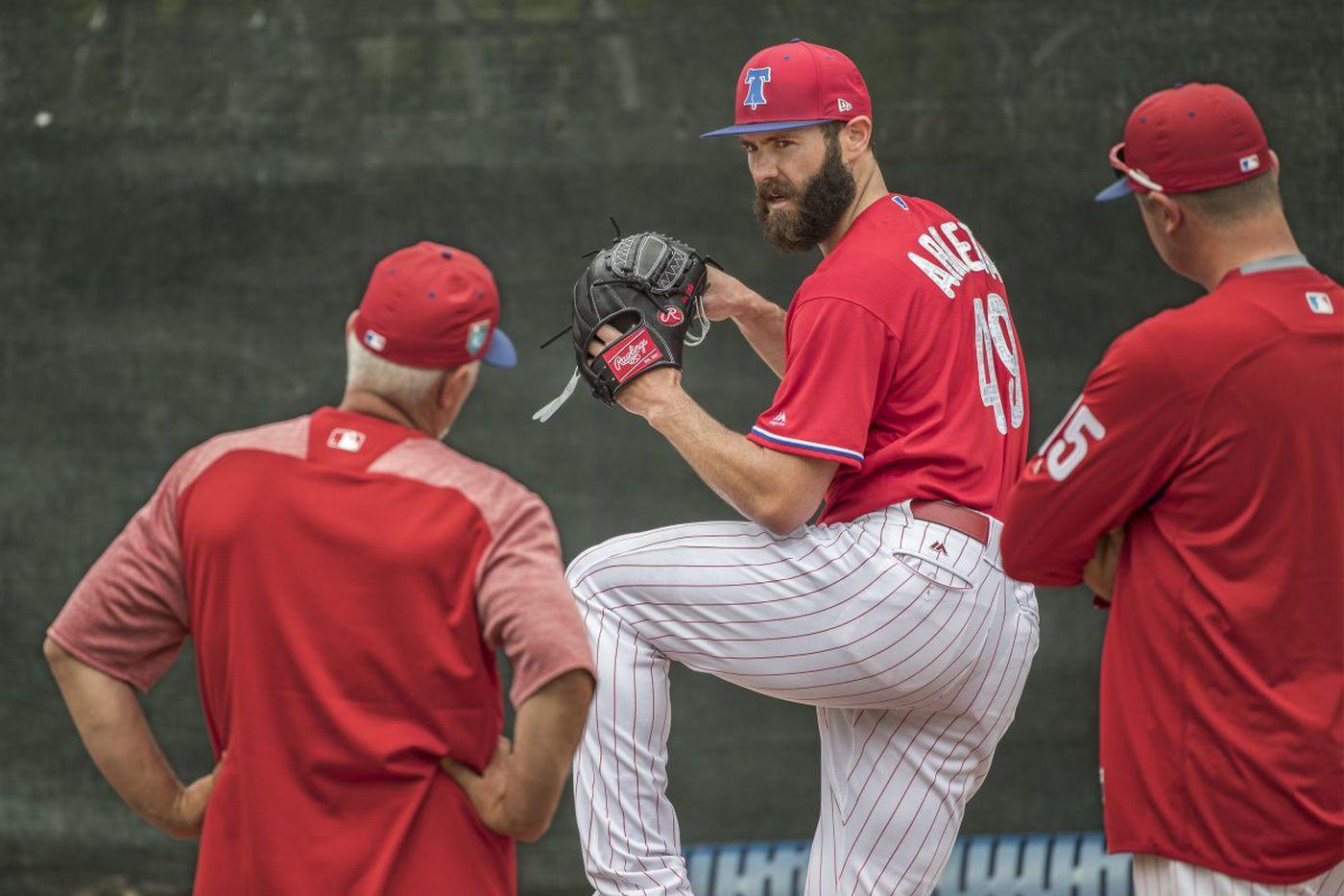 The confidence that drives Phillies pitcher Jake Arrieta | Matt Breen