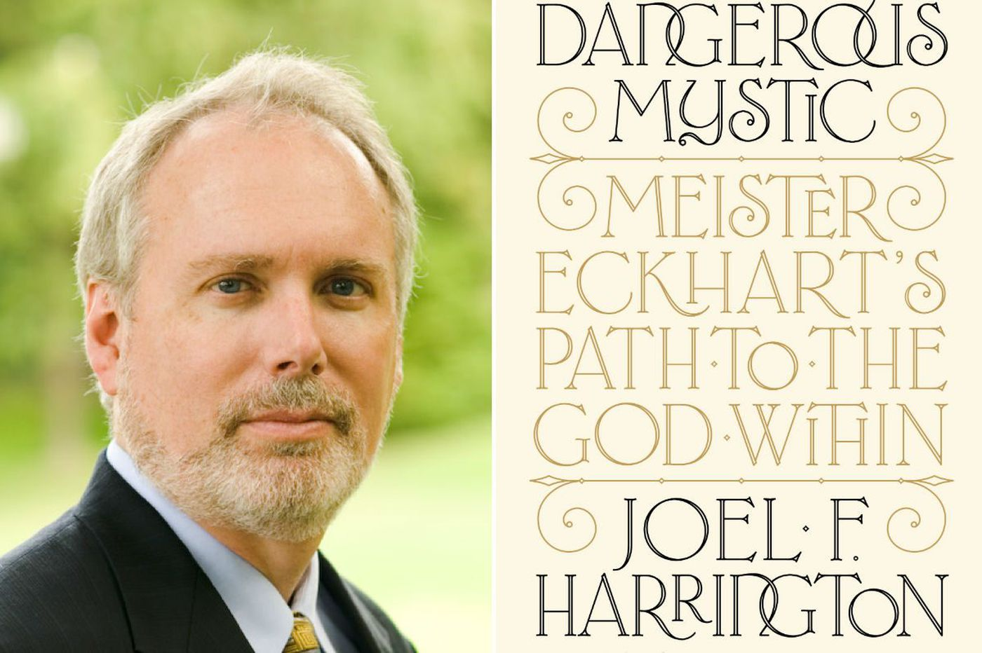 'Dangerous Mystic': A true, gripping tale of a man's perilous search for God