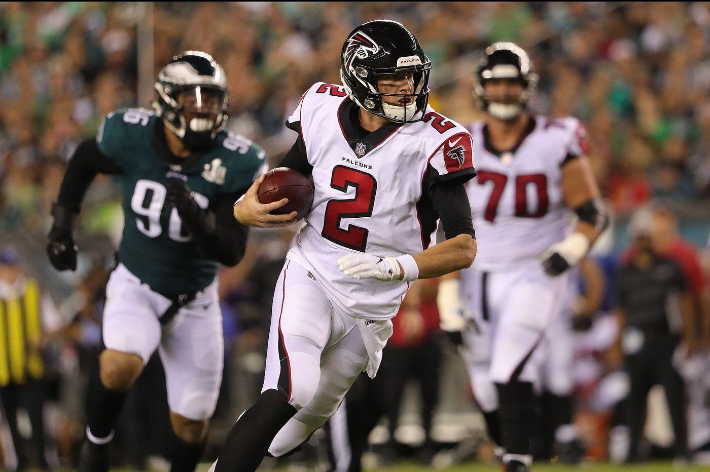 Atlanta Falcons quarterback Matt Ryan continues to perform at an elite level
