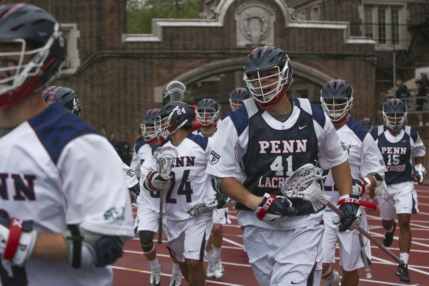 Penn men's lacrosse team seeks third win against Yale, this time in NCAA Tournament