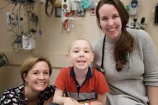 British boy who crowdfunded money for T-cell therapy at CHOP is now free of cancer