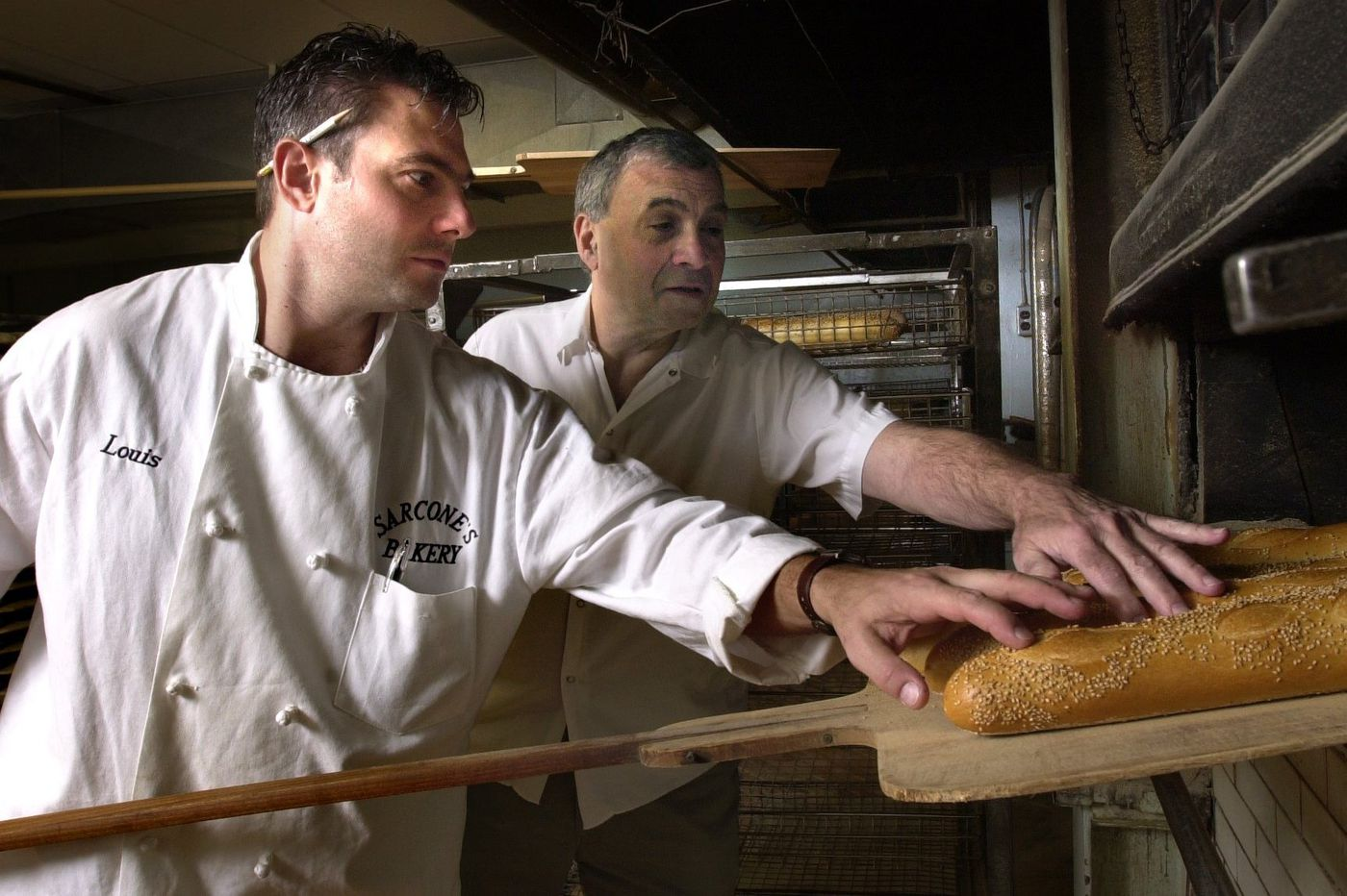 The flavor also rises: Baking bread takes time at Sarcone's
