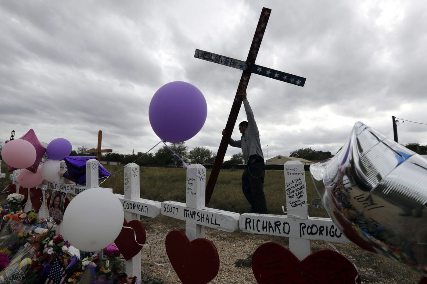 After massacres, houses of worship prepare for the worst