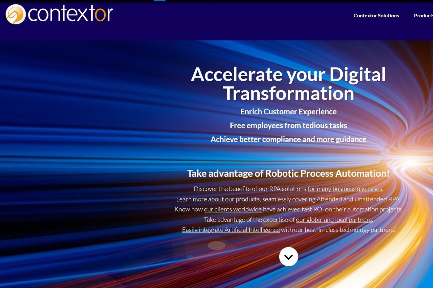 SAP adds Contextor, robotic process automation