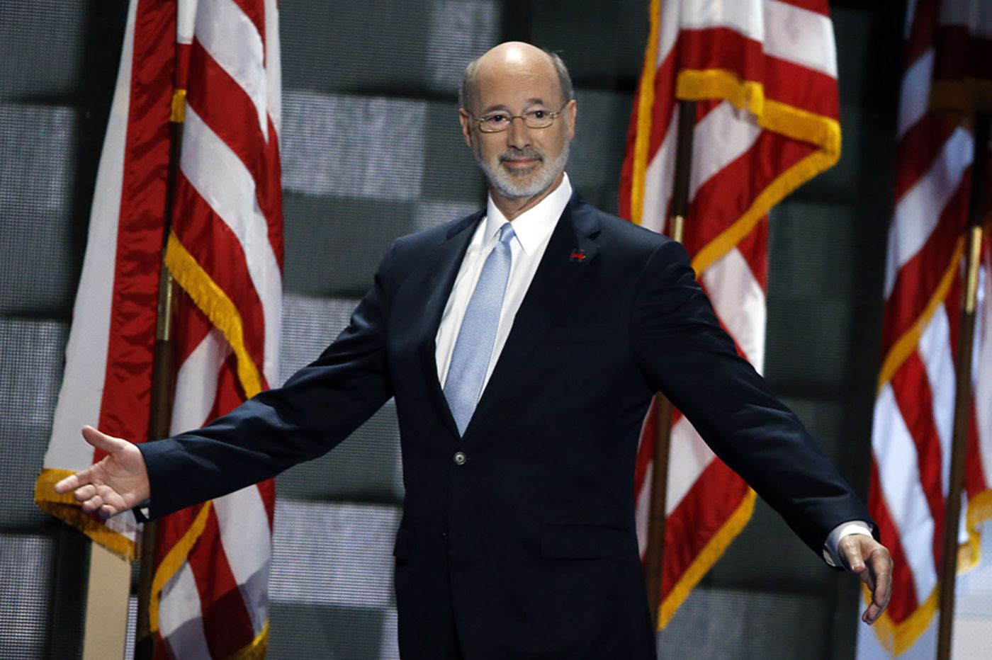 Unfettered by reelection concerns, will Gov. Tom Wolf return to progressive roots in second term?