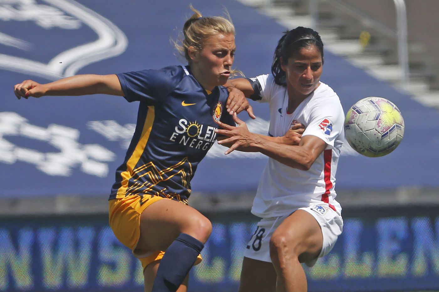 NWSL Challenge Cup: Sky Blue FC, OL Reign get first wins in tournament