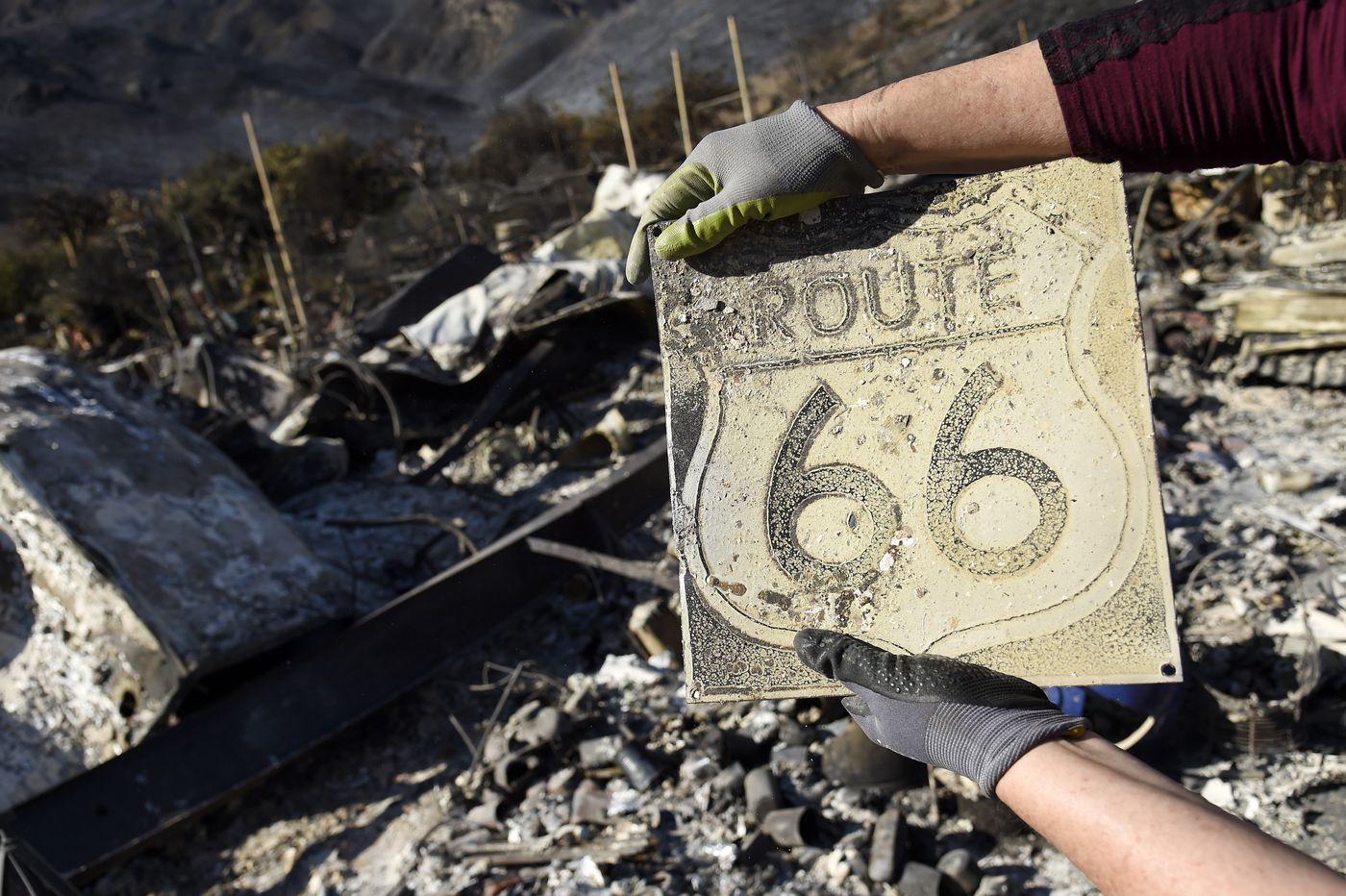 Grim search for more fire victims; 31 dead across California