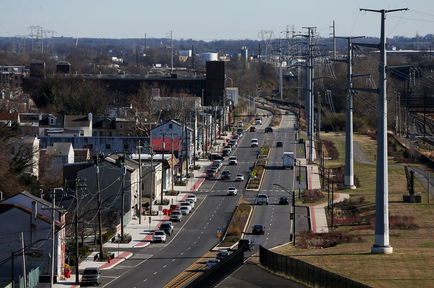 A decades-long road project aims to bring Norristown out of isolation. Will revitalization follow?