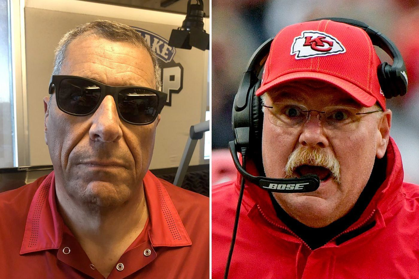 WIP will hold an Andy Reid appreciation day. Angelo Cataldi is livid.