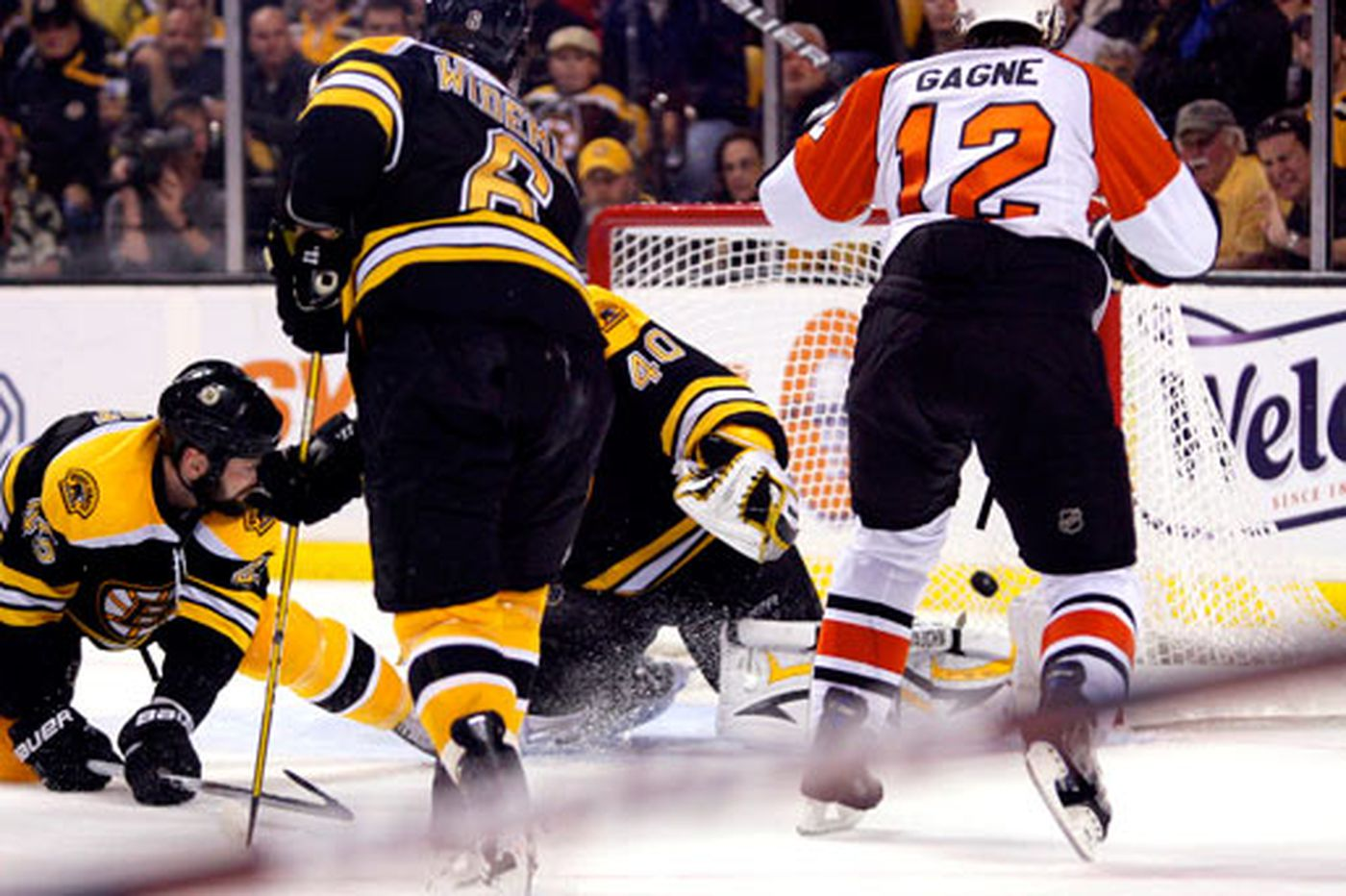 Replay of Flyers' epic 2010 playoff win over Boston to be shown on its 10th anniversary