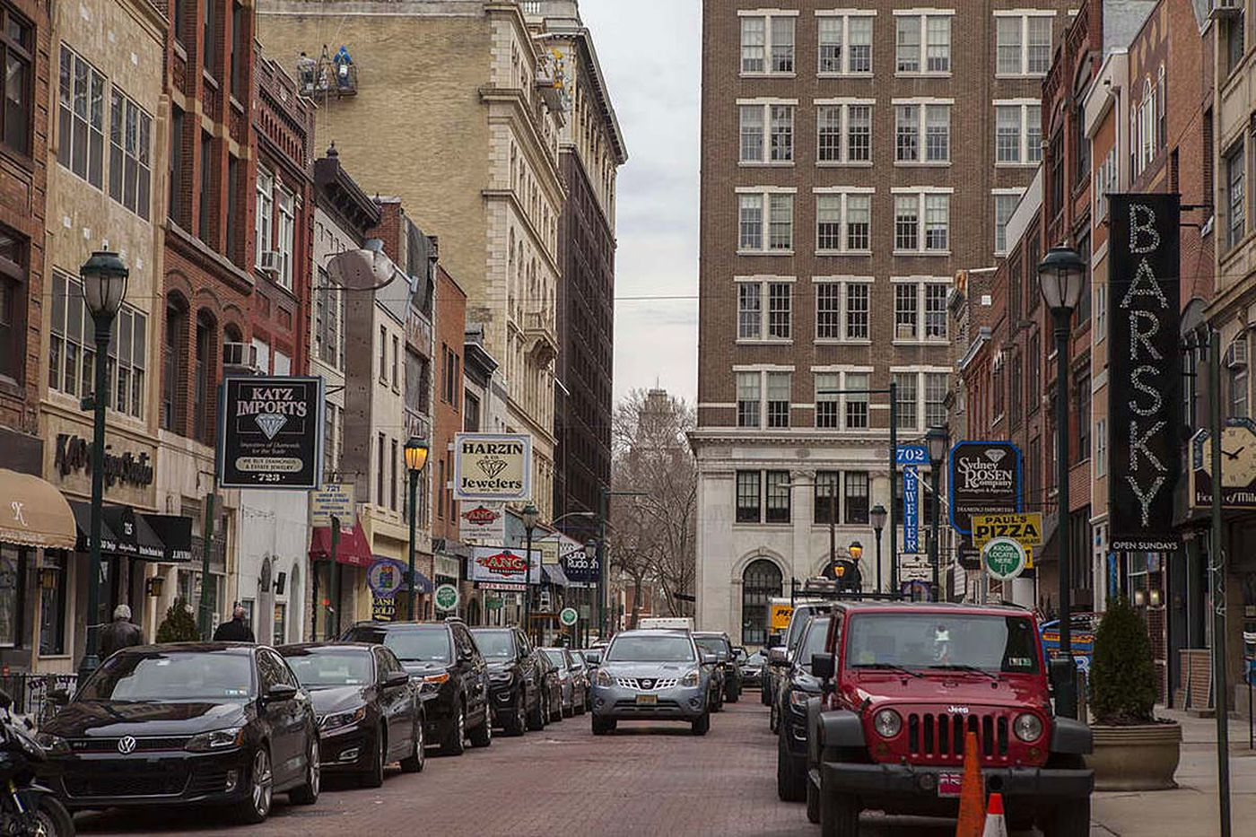 Jewelers Row, a Philly jewel, should be protected