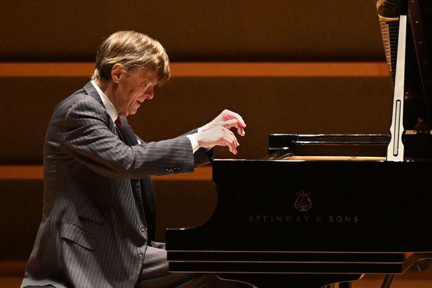 Pianist Peter Serkin: overthinking Mozart, liberating Bach
