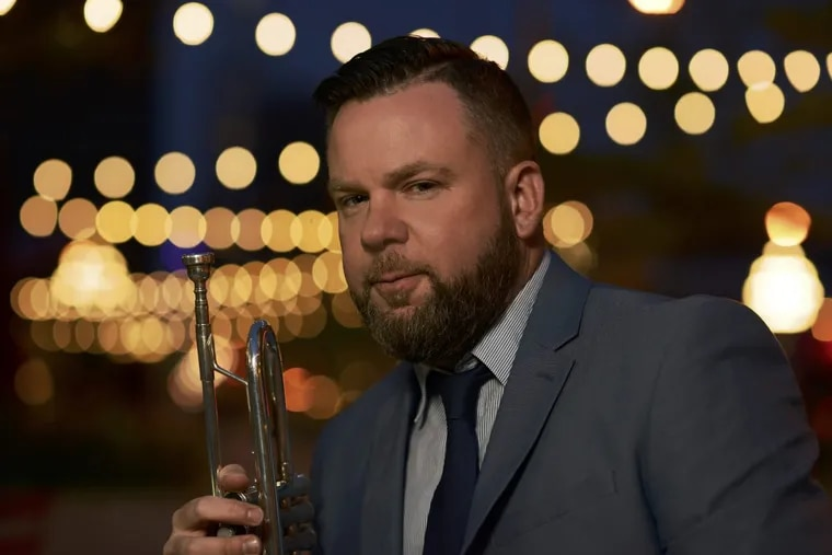 Trumpeter Matt Cappy plays Johnny Brenda's Friday. His recently released his first album, Church and State.