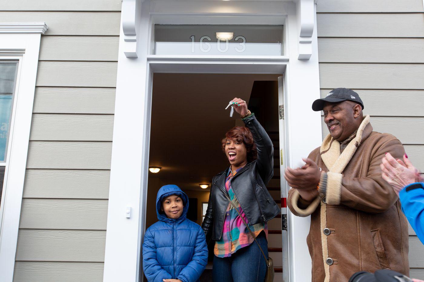 Habitat for Humanity Philadelphia completes Diamond Park development with final home dedication