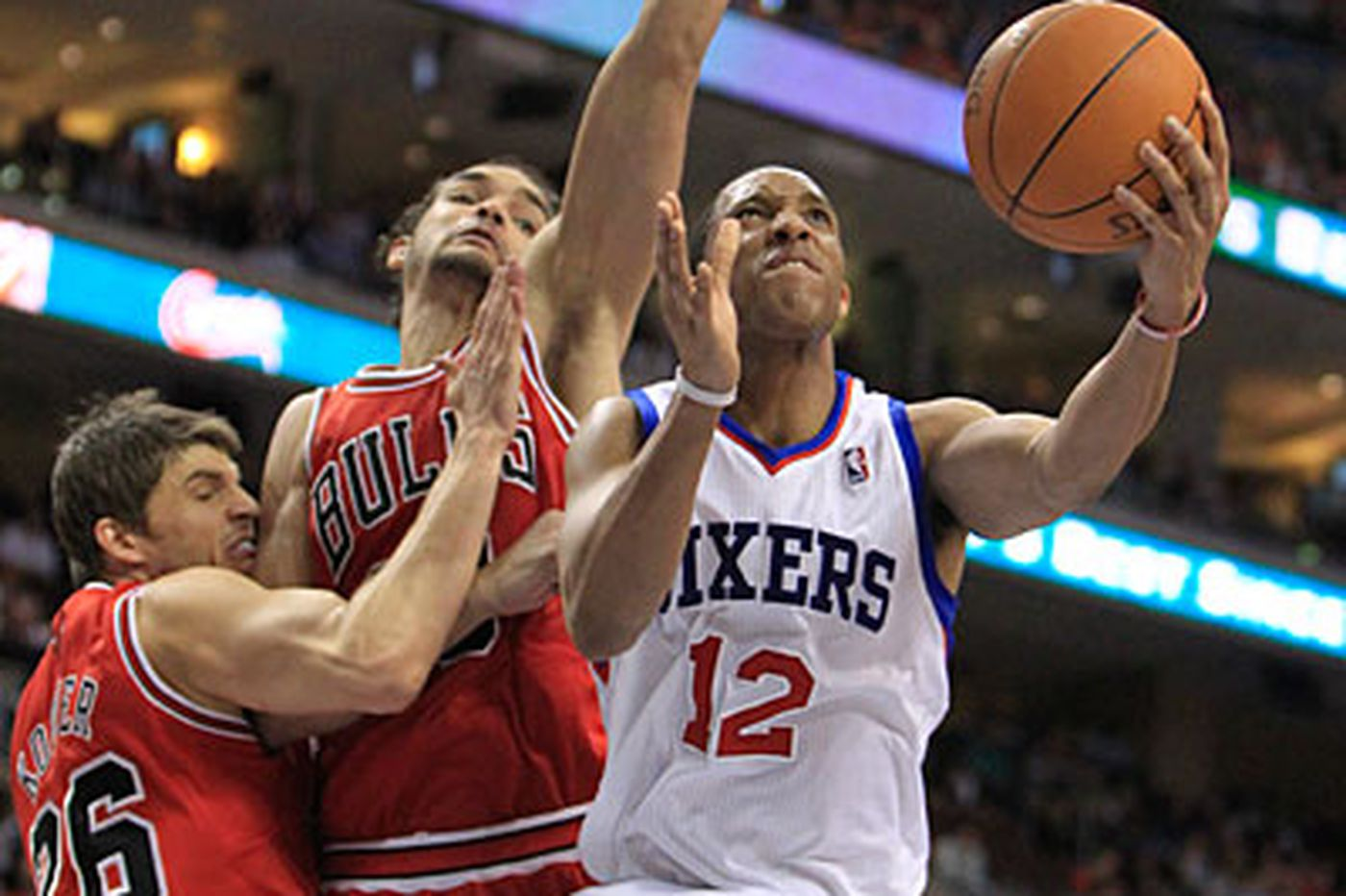 Doug Collins happy with growth in Evan Turner's game