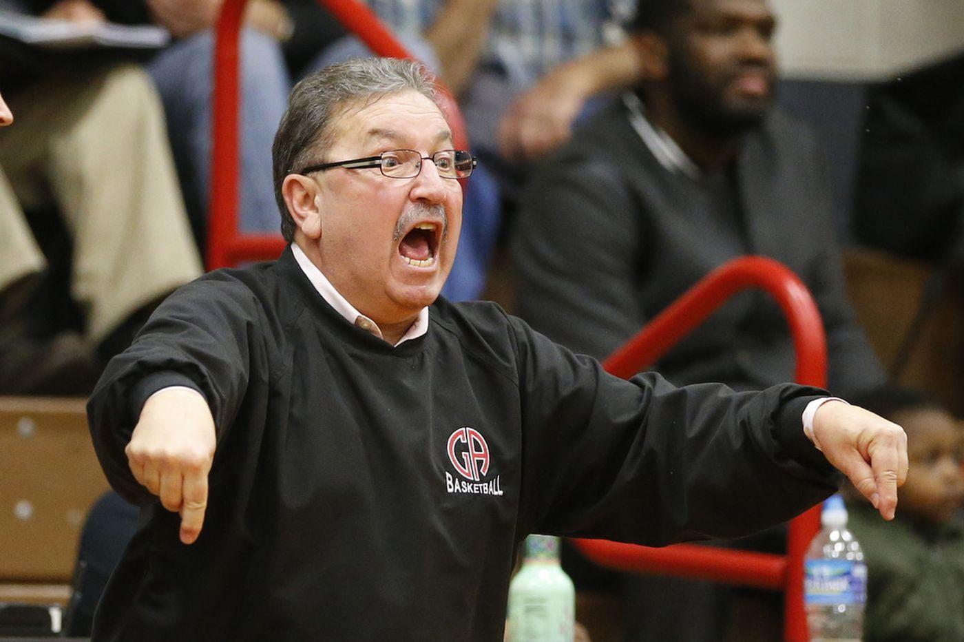Germantown Academy basketball coach Jim Fenerty to retire