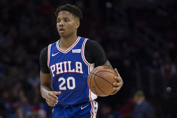 Markelle Fultz works out with Sixers hours after his agent said he would be sidelined
