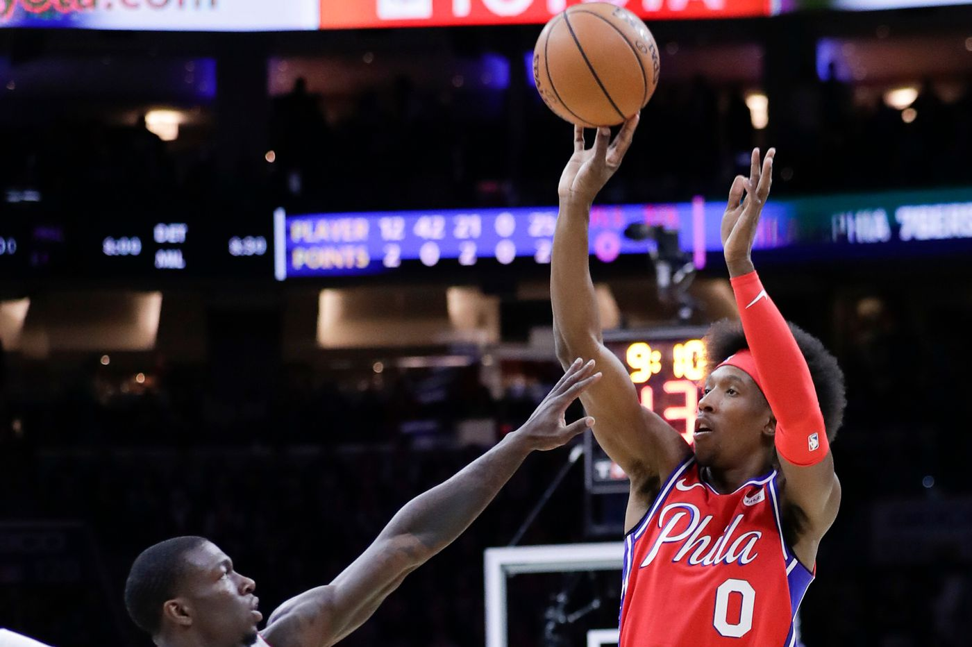 Sixers notes: Josh Richardson excited to be back in the lineup against Denver