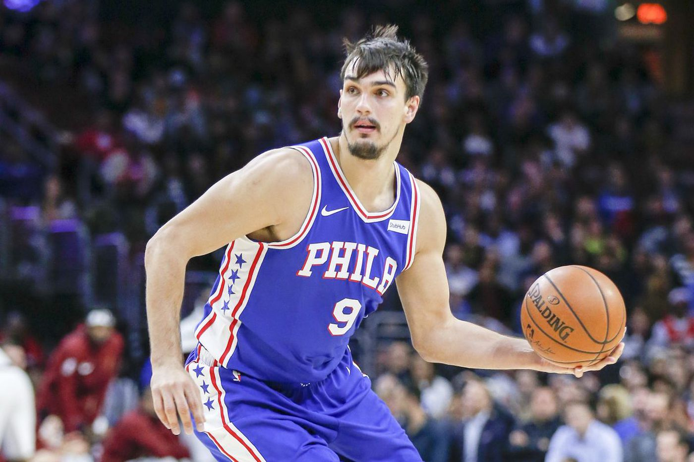 Sixers' Dario Saric will play against Cleveland