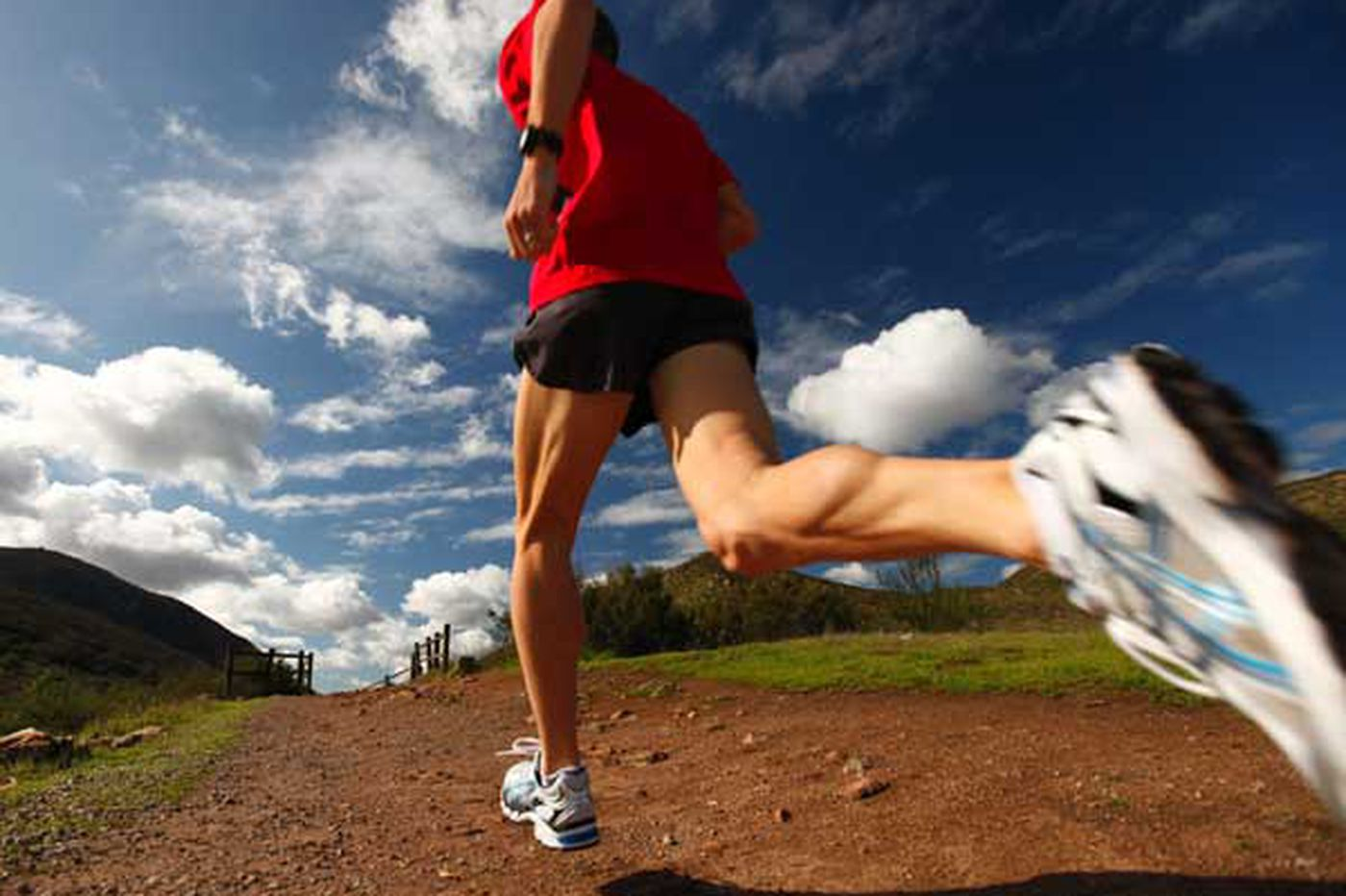Kimberly Garrison: Study: Running may hurt more than help those over 35