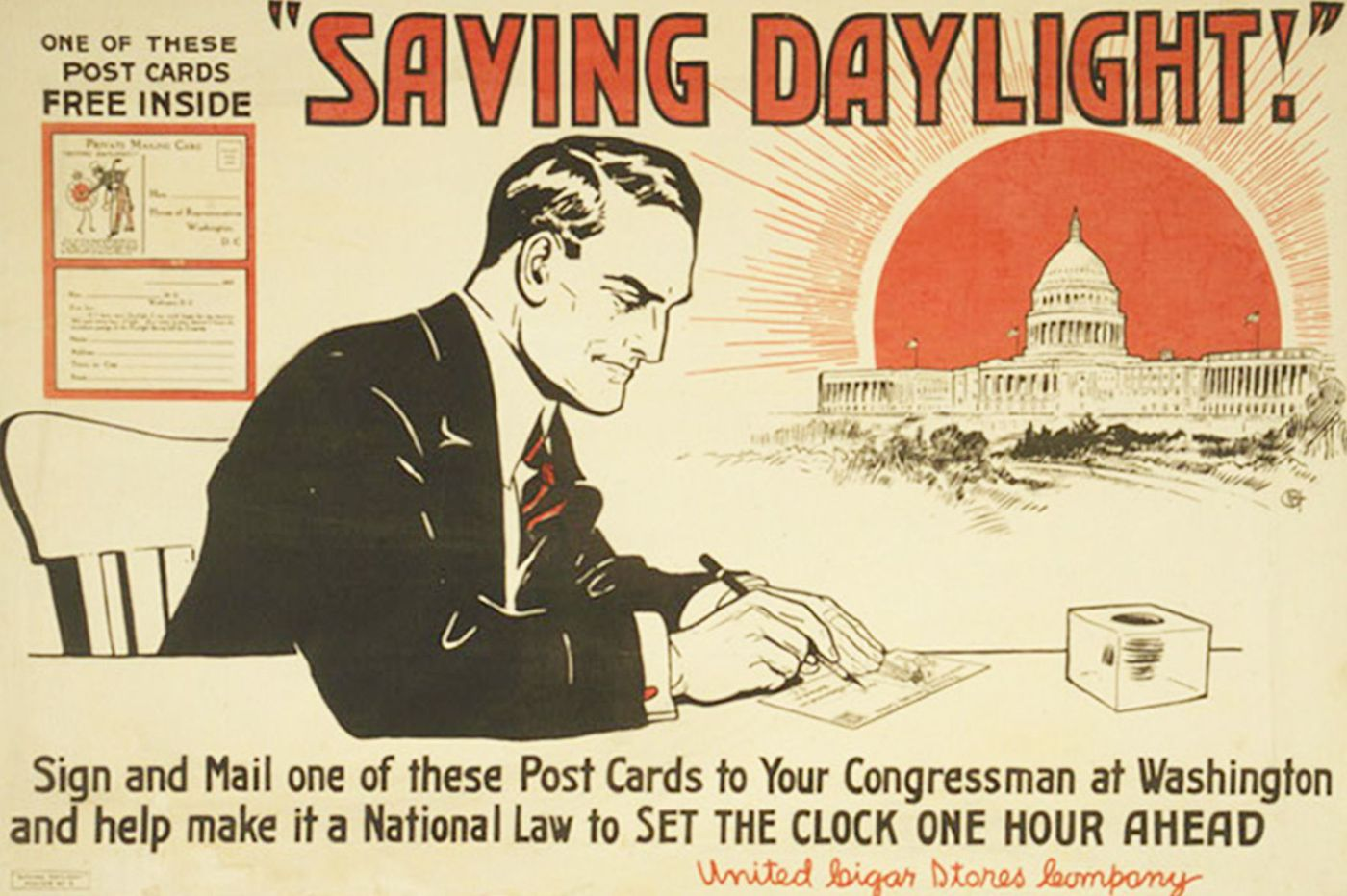 Daylight saving time has begun. Most people just want to stop changing their clocks.