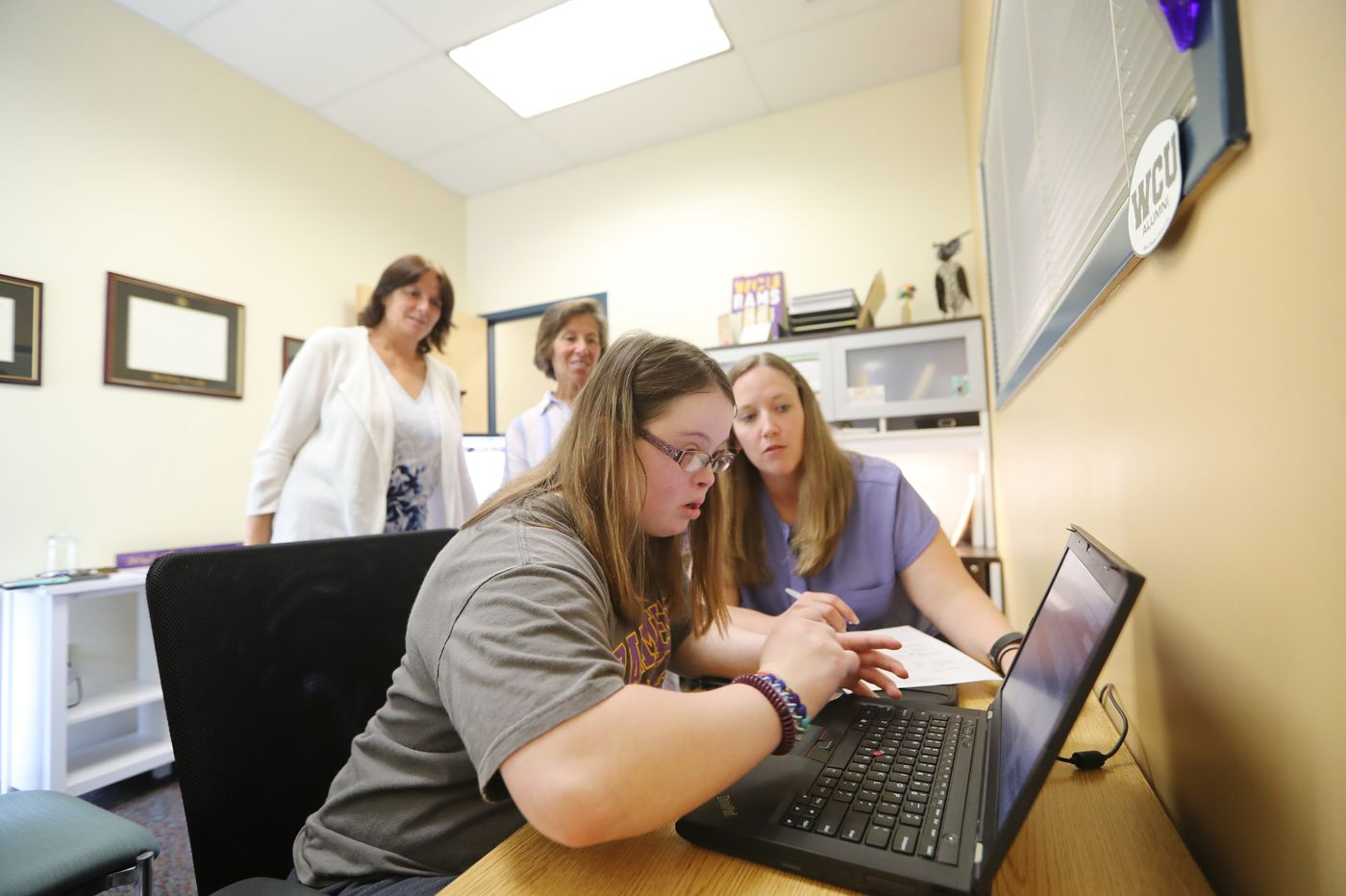 'The choice should be there.' More colleges enroll students with intellectual disabilities