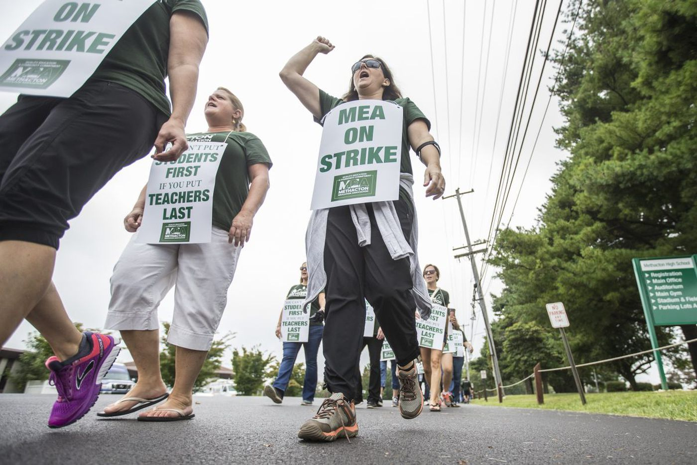 Strike ends at Methacton School District, classes to resume Friday
