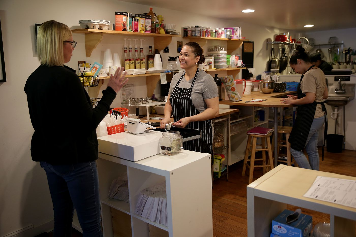 Lunch spots boom as big business brings employees to Camden