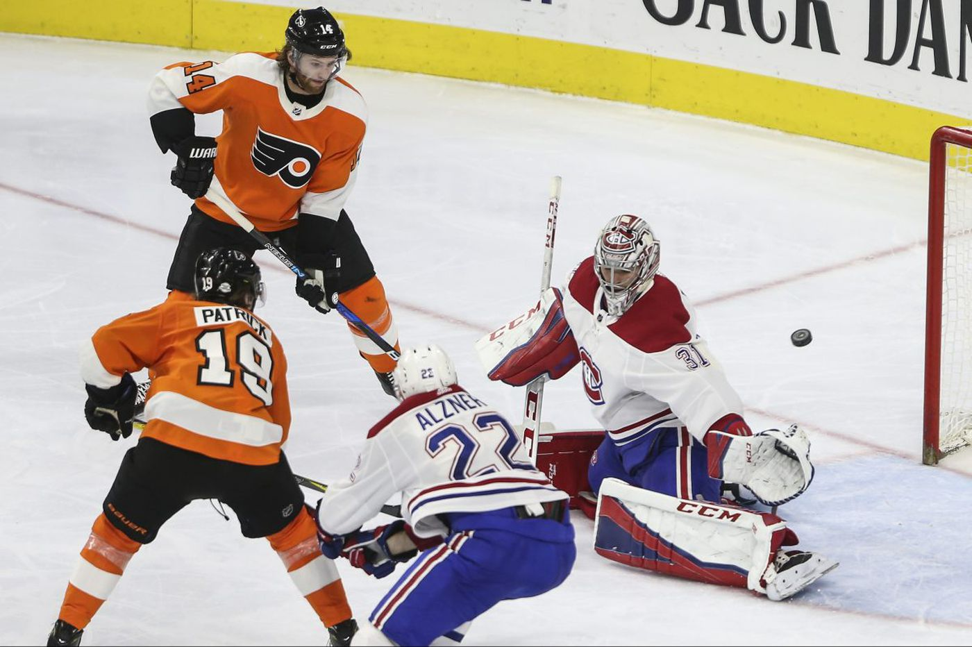 Quick hits from another Flyers OT win
