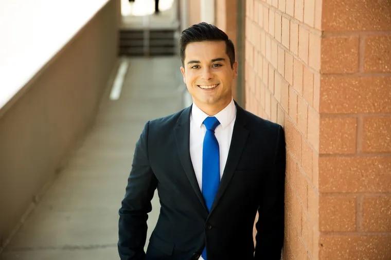 Marcus Espinoza has joined Fox 29 as a reporter.