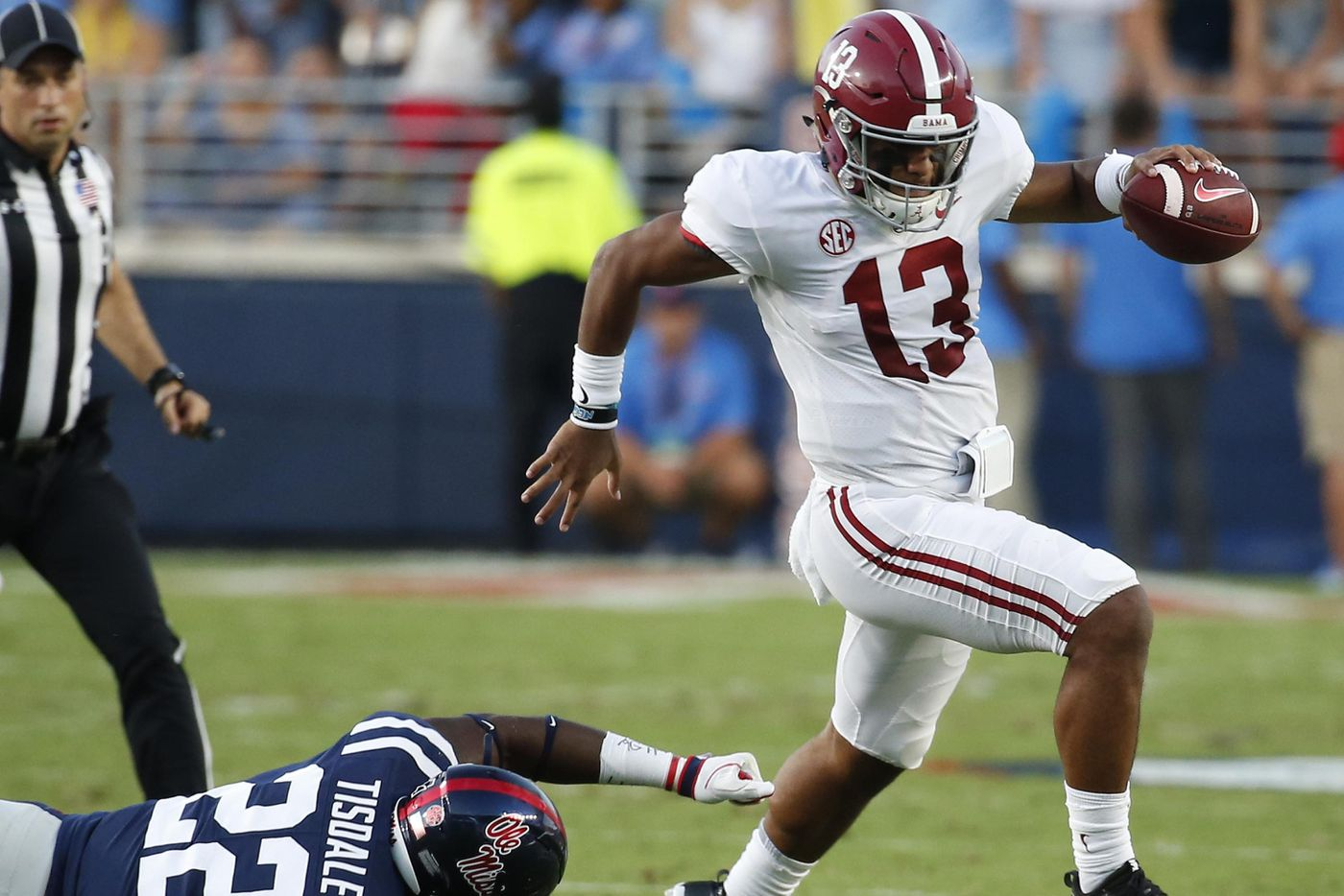 College football Week 7 preview: Alabama fans need to show up early