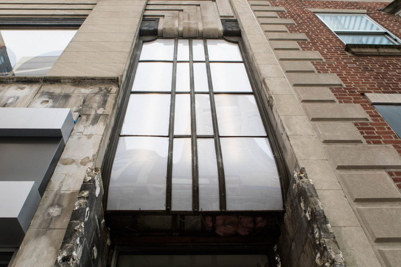 Discovering an art deco Kresge's behind a Center City storefront