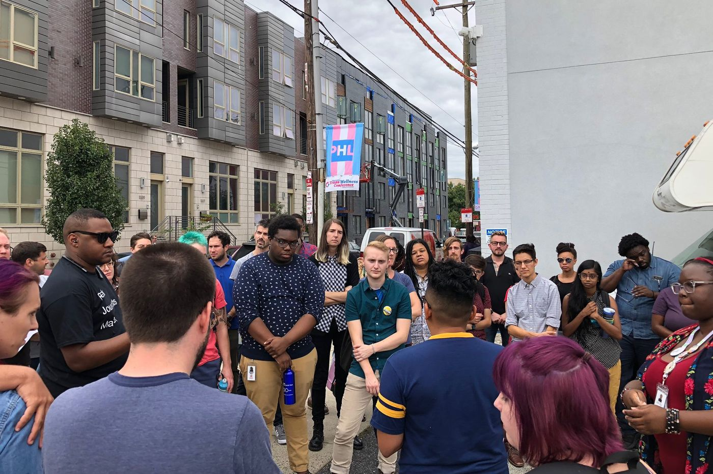 Nearly 50 Mazzoni Center staffers walk out to protest firing of diversity director