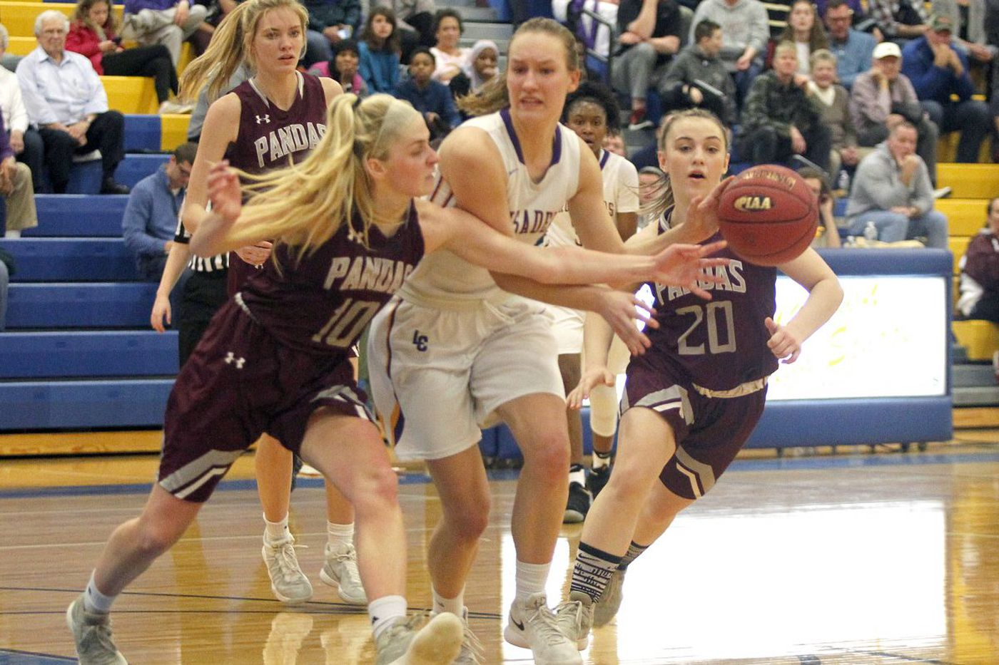 Bonner-Prendergast girls fall to unbeaten Lancaster Catholic in PIAA 4 A state semifinal