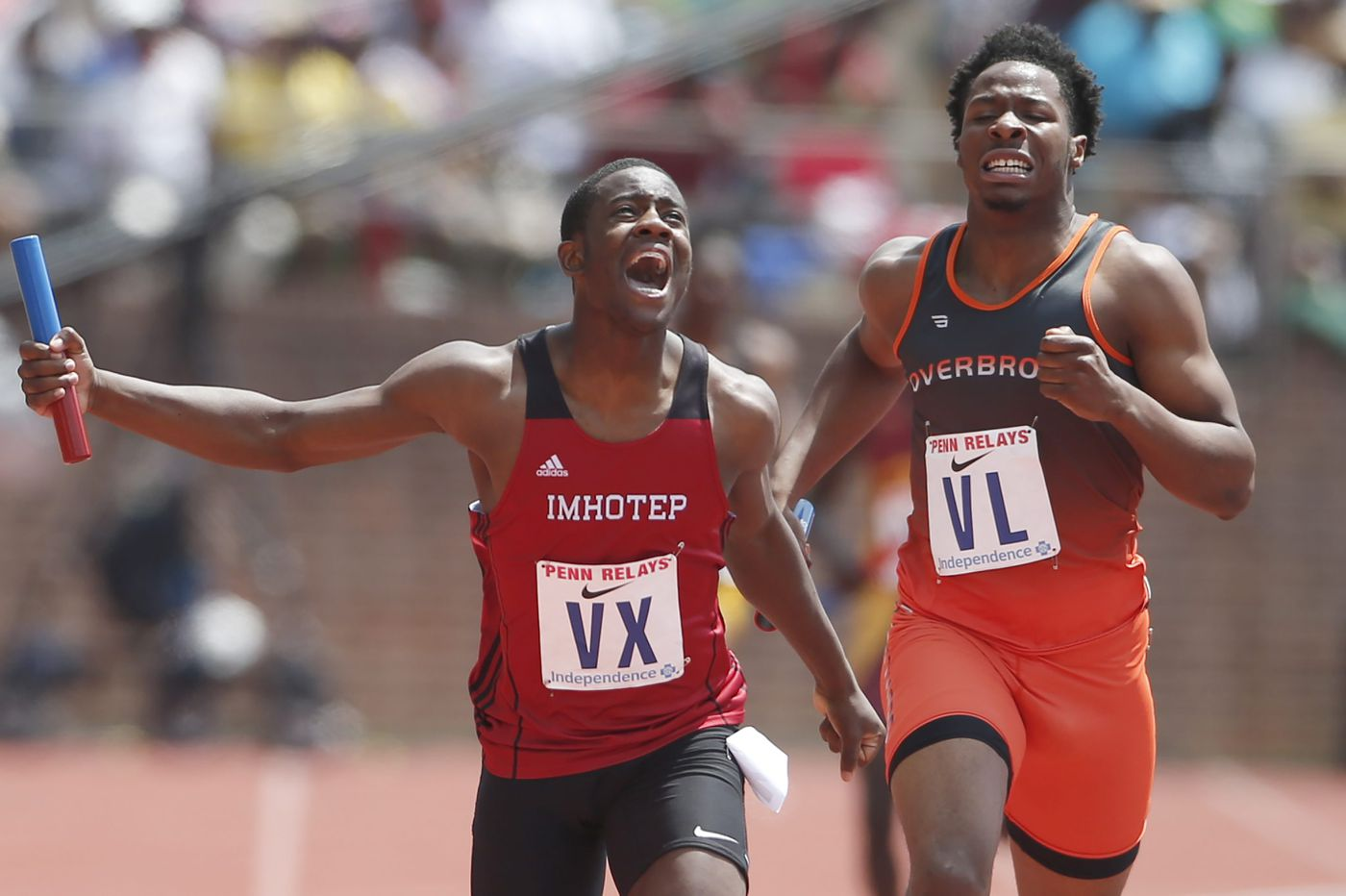 Coaches, friends mourn slain Imhotep track star headed for Penn State