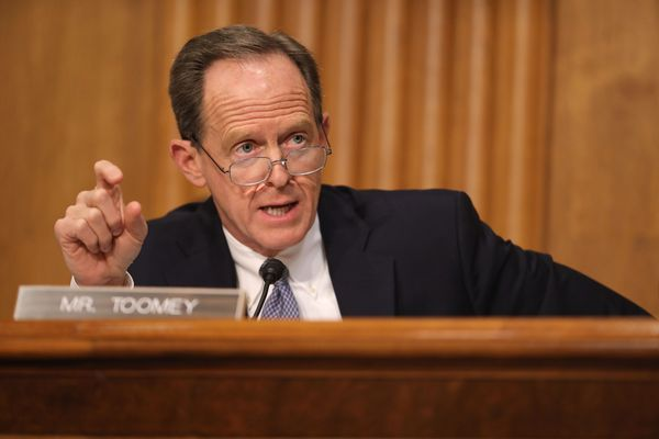 Pat Toomey and Bob Casey split on Trump's trade deal — but not how you might think